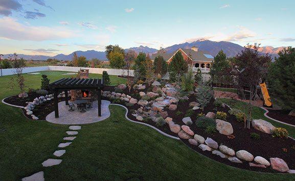 Landscape Contractor In Utah Impressions Landscape