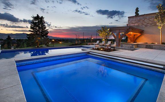 Custom Swimming Pools and Spas | Impressions Landscape